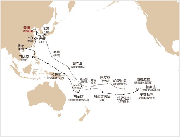 太平洋 南 日本的南太平洋外交战略演变与太平洋岛国峰会——从环境外交到海洋外交